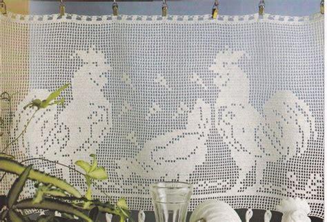faire livre de cuisine crochet rideaux brise vue le de crochet et tricot d