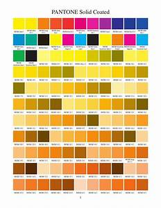 Pms Solid Coated Chart Pantone Solid Coated Color Charts Free Pdf Via