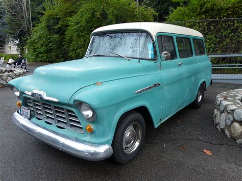 1956 Chevrolet Suburban Images  Pictures And Videos