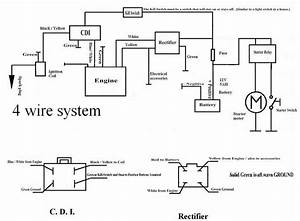 Suzuki 4 Wheeler Wiring Diagram