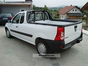 Dacia Pick Up : dacia logan pick up 1 6 mpi 85 ambiance 2011 stake body and tarpaulin truck photo and specs ~ Gottalentnigeria.com Avis de Voitures