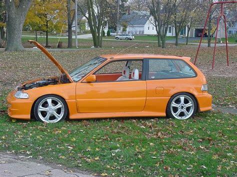 89 Honda Civic Hatchback