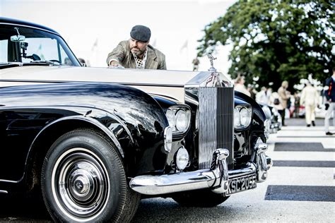 rolls royce sport 2017 rolls royce celebrates successful goodwood revival