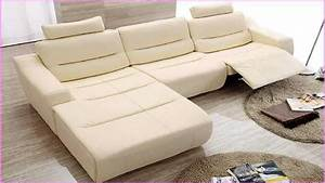 Reclining sectional sofas for small spaces for Reclining sectional sofa for small space