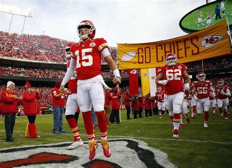 kansas city chiefs release   schedule featuring