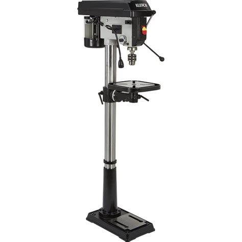 northern tool floor klutch floor drill press 12 speed 14in 1 hp 120v