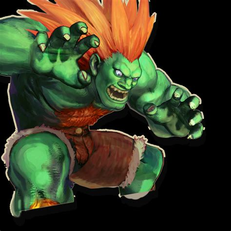 Blanka  Street Fighter Wiki Wikia