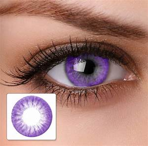 Optical Options – Crazy Looking Contact Lenses