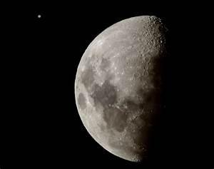 Venus Meets Jupiter at Closest Point