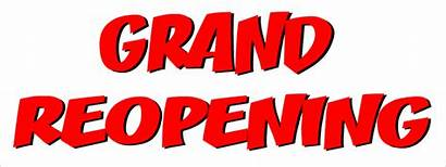 Opening Grand Re Clip Clipart Soon Banner