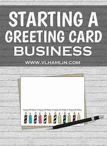 Starting a greeting card business food life design for Greeting cards business