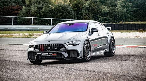This tradition now continues logically and seamlessly under the brabus masterpiece label with the new brabus rocket 900 one of ten. Brabus Rocket 900 One Of Ten Mercedes-AMG GT 63 S 4MATIC+ 4K 5K HD Cars Wallpapers | HD ...
