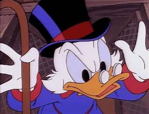 Scrooge Mcduck Disney GIF - Find & Share on GIPHY