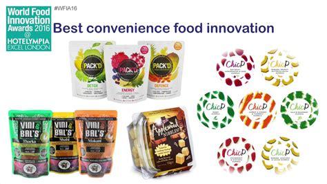 cuisine innovation food innovation awards best convenience food