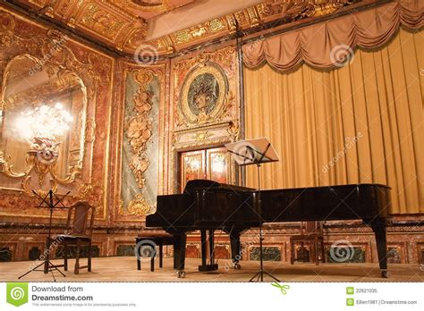 concert grand piano   polovtsov mansion royalty  stock photo image