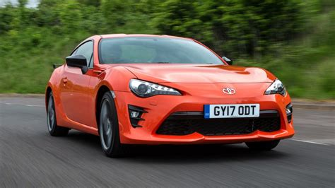 It S The Toyota Gt86 Orange Edition Top Gear