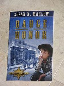 Home Sweet Life: Badge of Honor - A Book Review