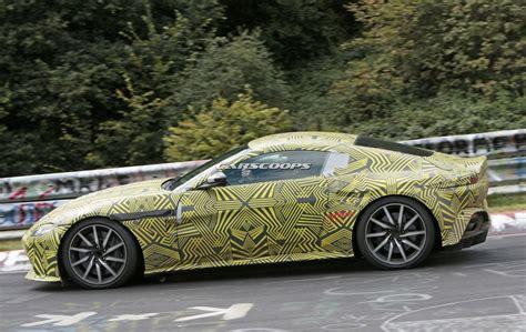 Modifikasi Aston Martin Vantage by Aston Martin Vantage Baru Akan Punya Tenaga Di Atas 500 Hp