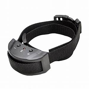 petrainer anti bark collar pet853 no barking collar with safe beep and shock electronic electric collar for small or medium dogs is pet853