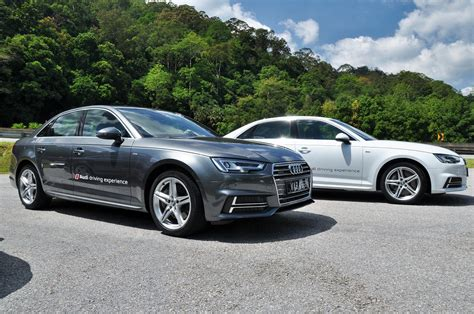 the audi a4 range in malaysia autoworld my