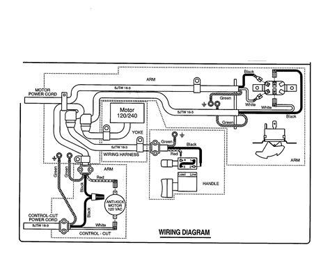 diagram burner wiring diagram