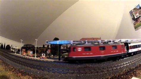 maerklin modelleisenbahn verschiedene schweizer zuege der