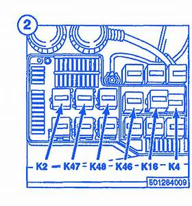 Bmw 318i 1993 Accu Side Fuse Box  Block Circuit Breaker