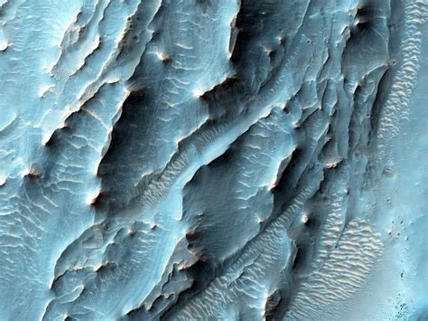 Ten Years Of Discovery By Mars Reconnaissance Orbiter Nasa