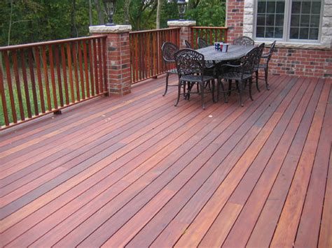 walk   freshly painted deck kennedy