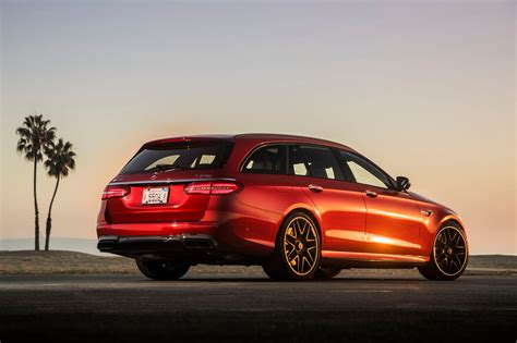 Wagon Amg by 2018 Mercedes Amg E63 S Wagon Priced From 107 945