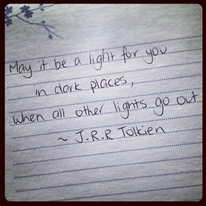 Galadriel quote... Frodo Elvish Quotes