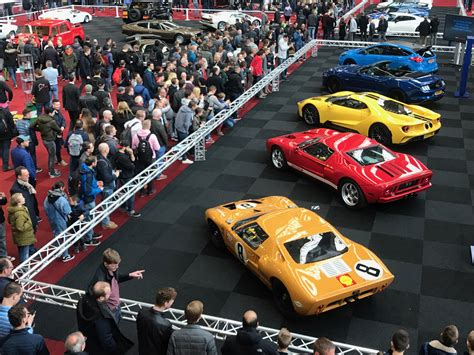 Update Motor Show 2019 : International Amsterdam Motor Show