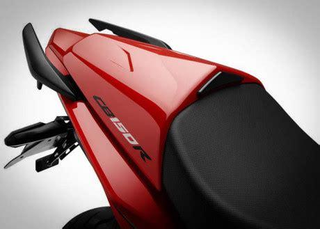 Variasi Jok Cb150r by Daftar Harga Aksesoris Honda All New Cb150r Dan All New