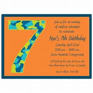 Birthday Boy Ca... 7th Bday Quotes