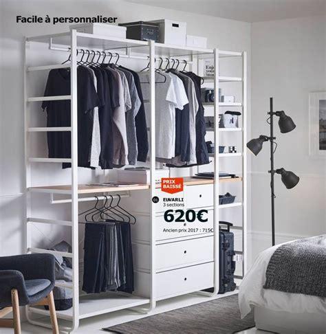 Etagere Penderie Ikea by Etagere De Dressing Ikea