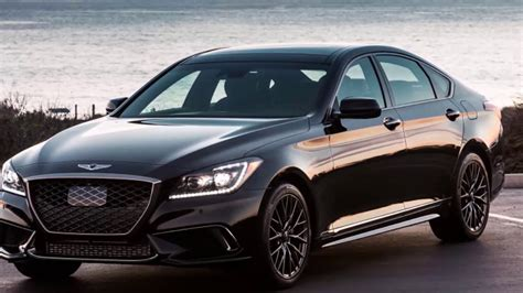The Best !! 2018 Genesis G90 Sport Review&price Youtube