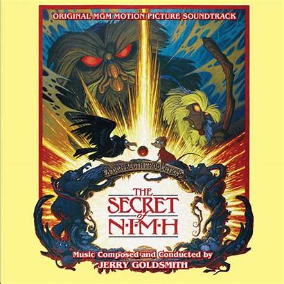 Nimh Secret Soundtrack Jerry Goldsmith Motion Cd