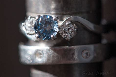 funky rings made the of sam abbay