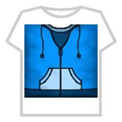 Blue Roblox Hoodie Shirt
