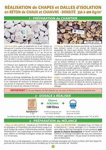 Dosage Pour 1m3 De Béton : dalle de chaux biosfaire mat riaux sains ~ Premium-room.com Idées de Décoration