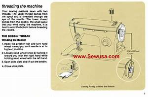 Download Singer Sewing Machine Threading Manual