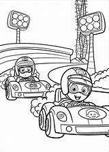 Bubble Guppies Coloring Pages Printable Birthday Para Desenhos Colors Birthdayprintable Pintar sketch template