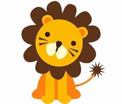 Clipart Clip Lion Animals Zoo Clipartion