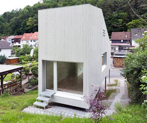 Small House Deutschland by Architekturburo Scheder A Tiny Timber House On
