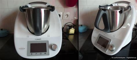 appareil de cuisine thermomix vorwerk thermomix tm5 test complet cuiseur