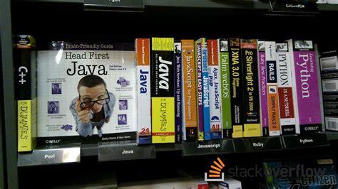 popular programming books  stackoverflow