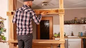 Theke Mit Rollen : theke bar selber bauen made by myself dein diy heimwerker blog ~ Sanjose-hotels-ca.com Haus und Dekorationen