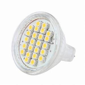 Led Gu 4 : ampoule led mr11 culot gu4 24 leds blanc chaud led effect ~ Orissabook.com Haus und Dekorationen