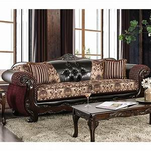 Townsend, Traditional, Tufted, Sofa, By, Foa