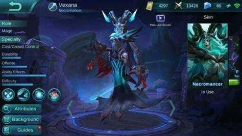 Tutorial, Tips Item Build & How To Play Vexana (guide